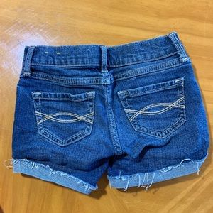 abercrombie kids Bottoms - Abercrombie Distressed Denim Jean Shorts